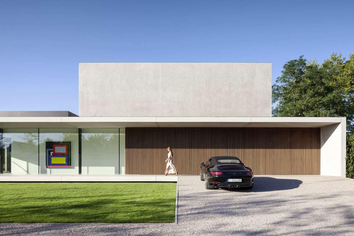 Шикарный дом с гаражом