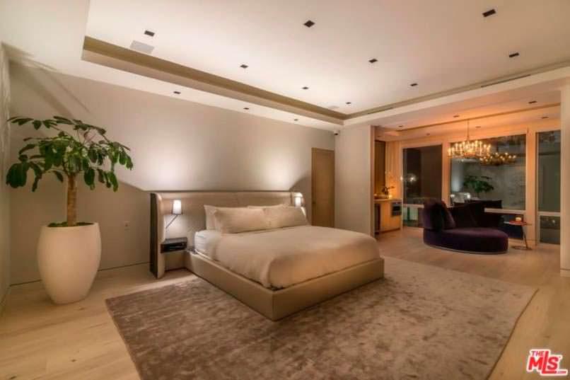 Фото   Шикарный дизайн спальни