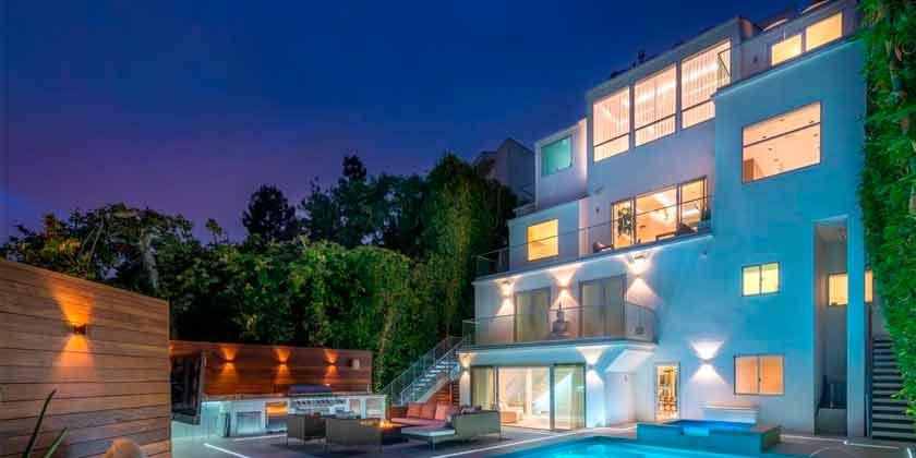 Мелани Браун из Spice Girls продаёт дом в Голливуде