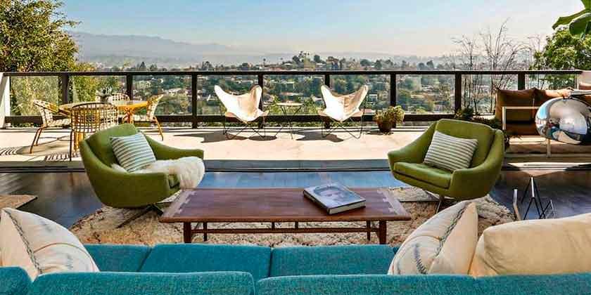 Актриса Кристен Уиг продаёт дом в Лос-Анджелесе