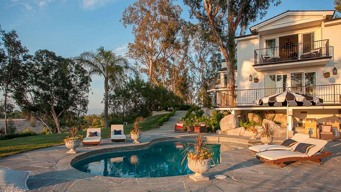 Дом в Калифорнии Ника Картера из Backstreet Boys