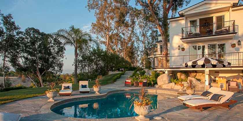 Ник Картер из Backstreet Boys продал дом в Калифорнии