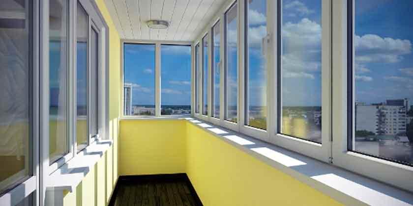 «Балкон и окно»: отделка и остекление балконов под ключ