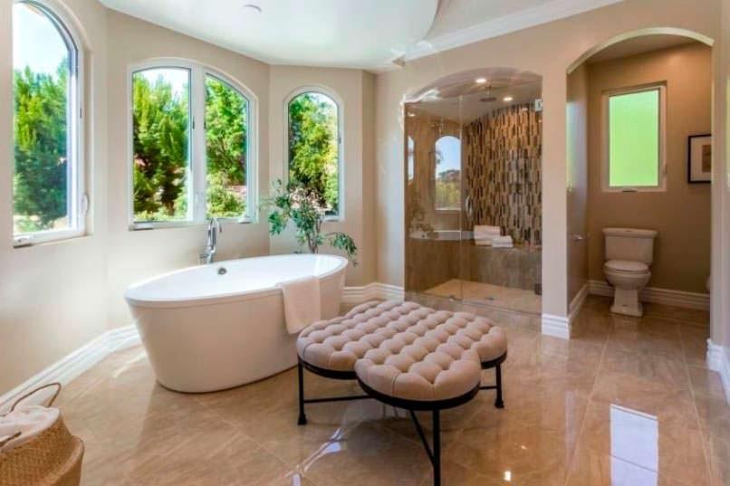 Фото | Просторная ванная комната