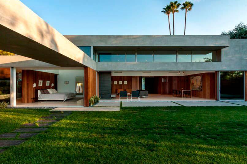 Фото   Дом в стиле модерн в Беверли-Хиллз от SPACE International