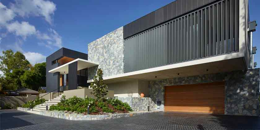 C2 House: hi-tech дом на берегу реки в Австралии   фото