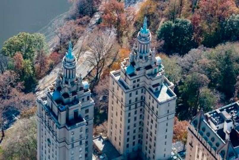Башня West Tower с квартирой Деми Мур за $45 млн