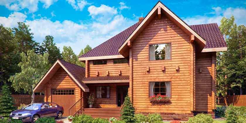 KostromaTerem.ru: строительство брусовых домов под ключ