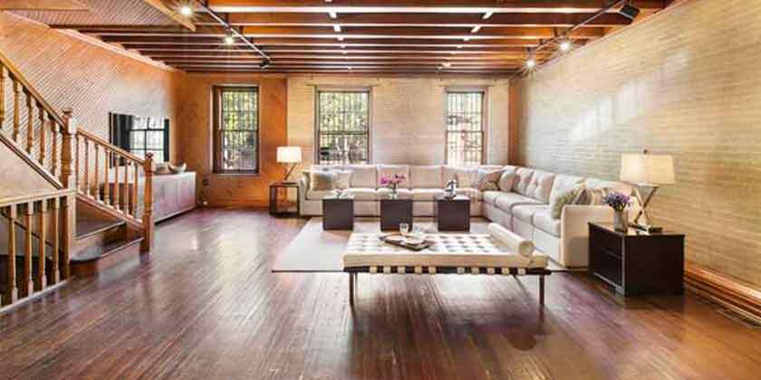 Крис Рок продаёт дом в Бруклине, купленный 20 лет назад