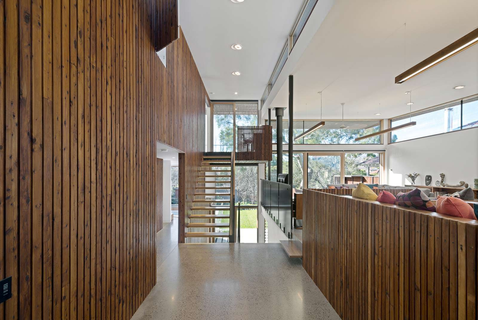 Экологичный дизайн дома от Zen Architects