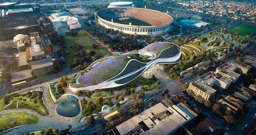 Музей нарративного искусства Джорджа Лукаса в Лос-Анджелесе