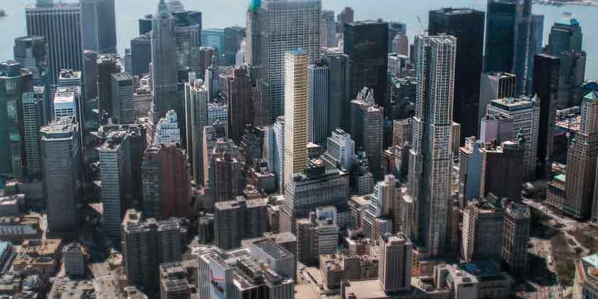 Adjaye Associates показала проект небоскреба для Нью-Йорка