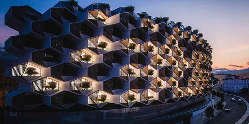 Студия Eray Carbajo построит урбанистический ЖК в Стамбуле