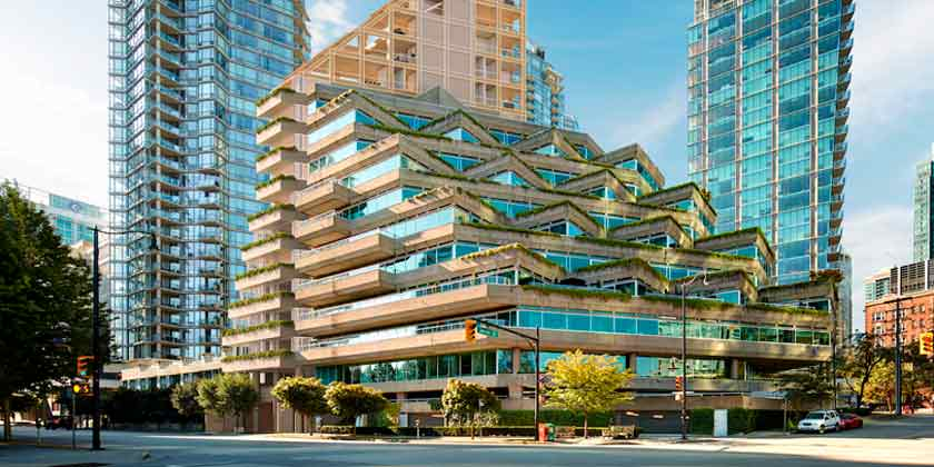 В Ванкувере построят самое высокое деревянное здание мира