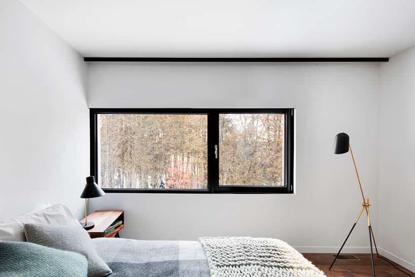Современный дизайн спальни от ACDF Architects