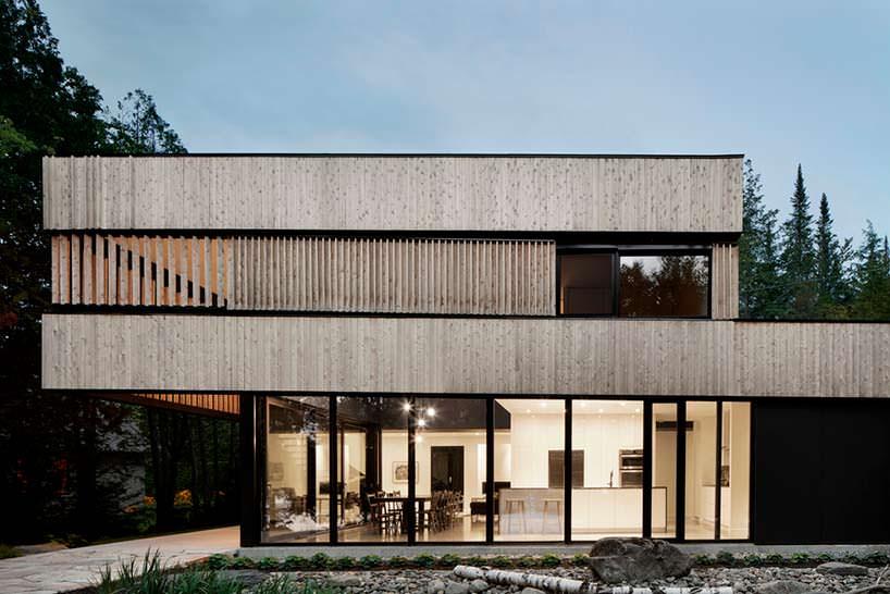 Hi-Tech дом в Канаде. Проект ACDF Architects