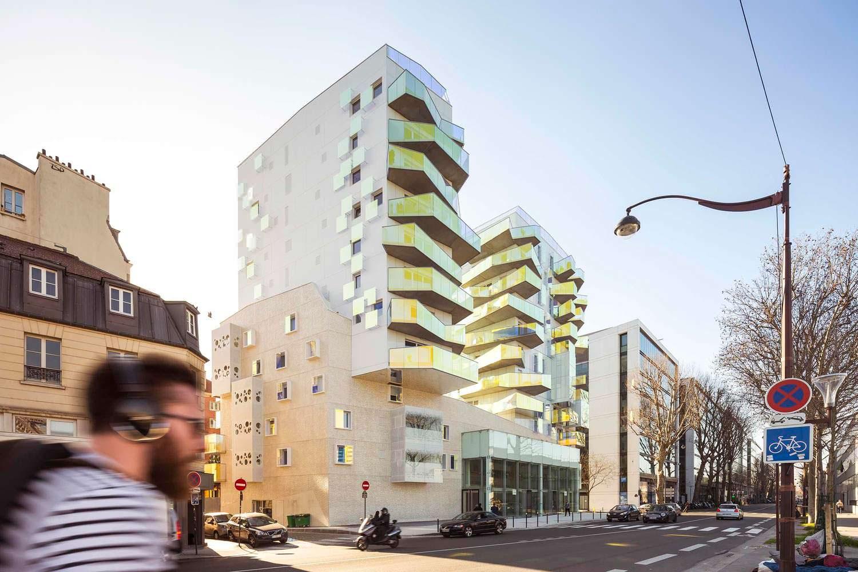 Обновленный ЖК Fulton на 87 квартир в Париже