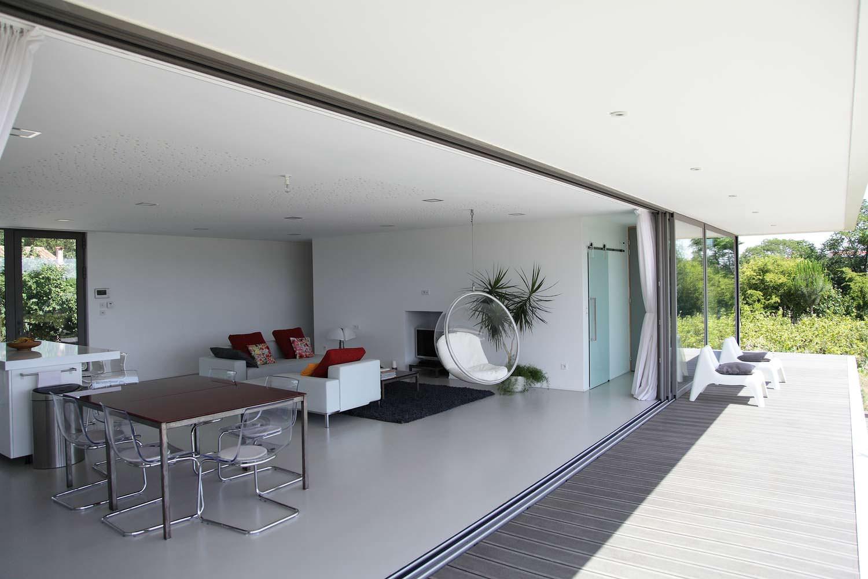 Многофункциональный дизайн интерьера в доме