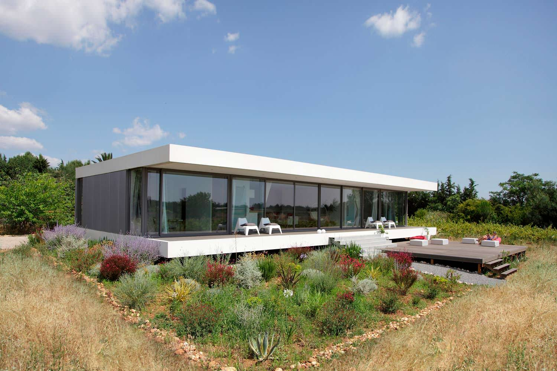 Загородный дом на юге Франции. Проект Стефана Николаса
