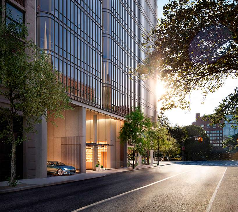 Жилая башня 565 Broome Soho от Renzo Piano