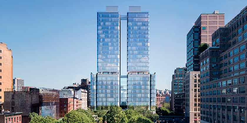 Ренцо Пиано рассказал про новый небоскреб в Нью-Йорке | фото