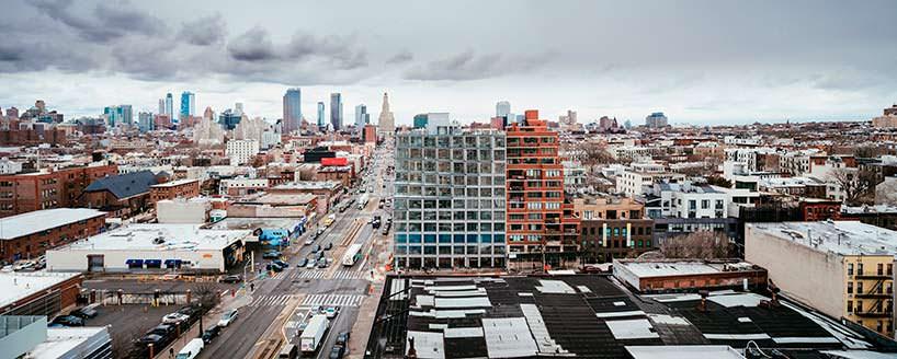 Новый ЖК 251 1st в Бруклине. Проект ODA
