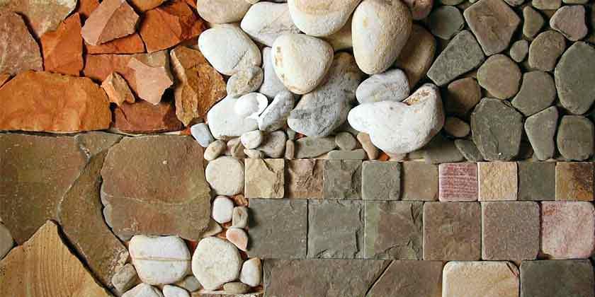 Дикий камень для отделки фасада от KievStone