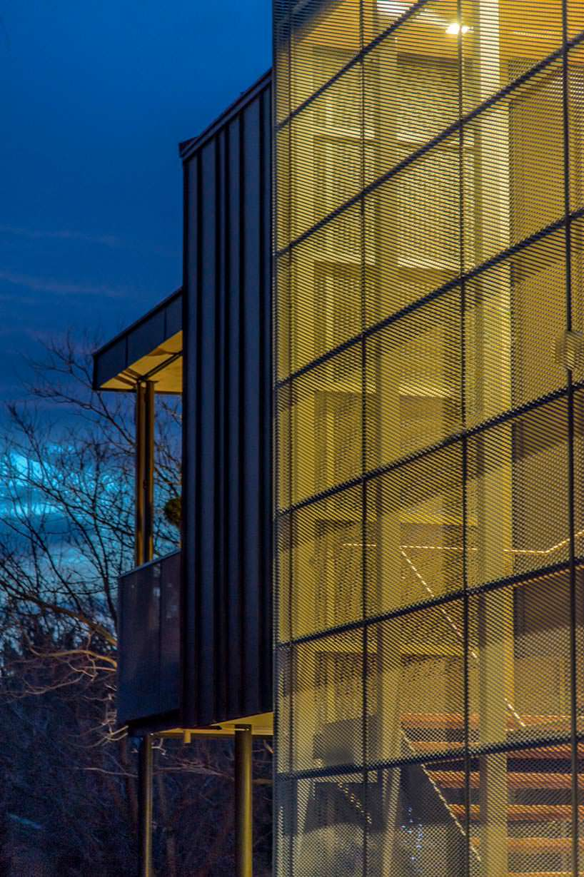 Фото | Современный дом садовода от Viereck Architekten