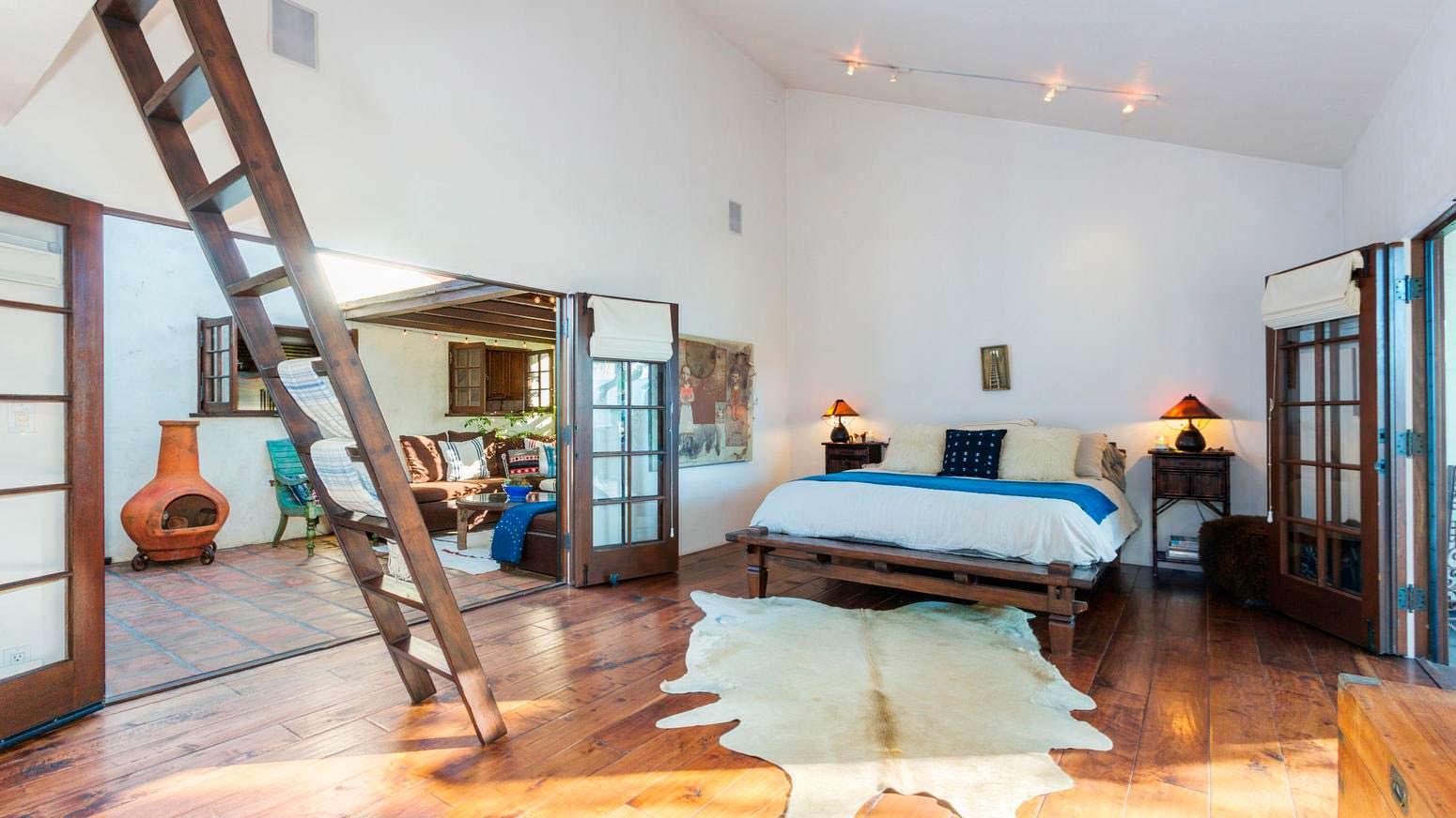 Марокканский стиль в интерьере спальни
