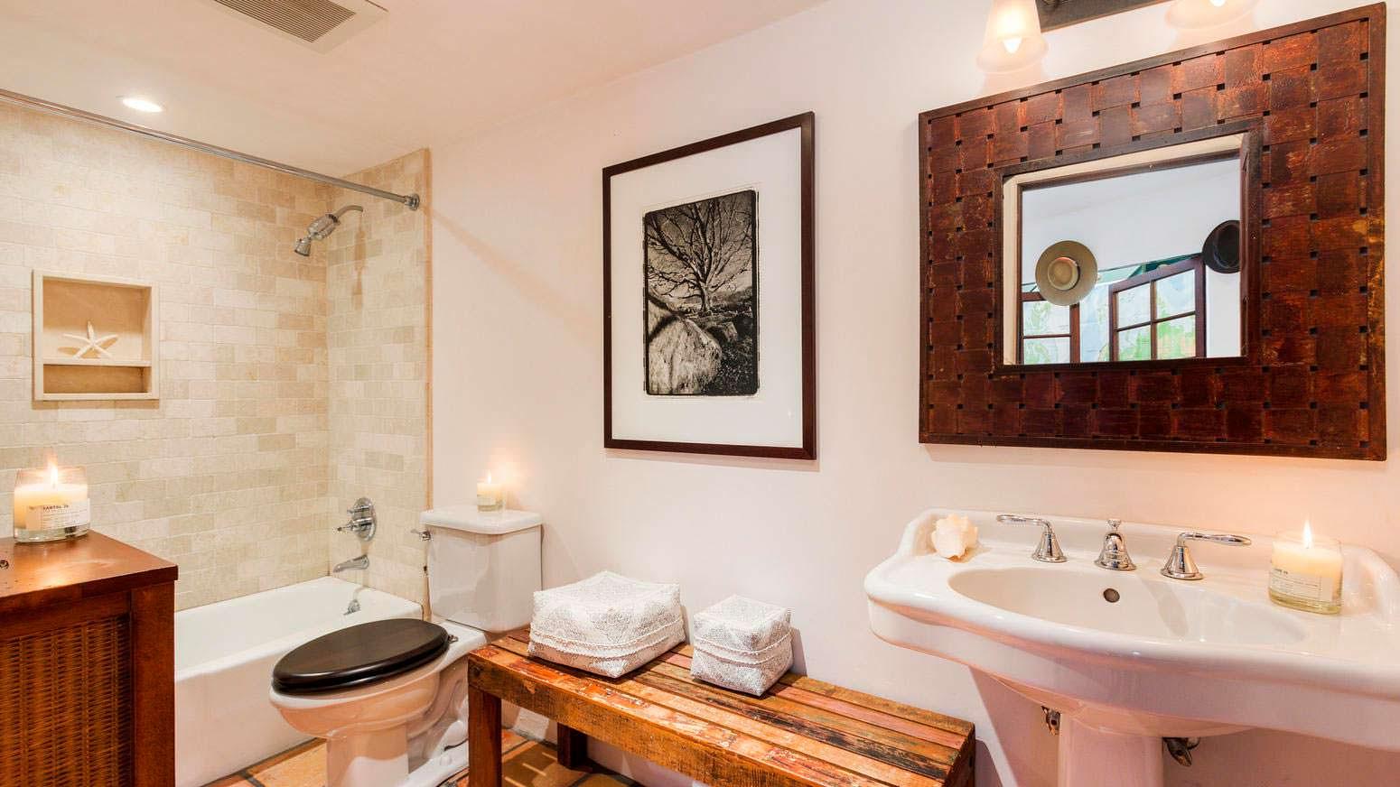 Марокканская ванная
