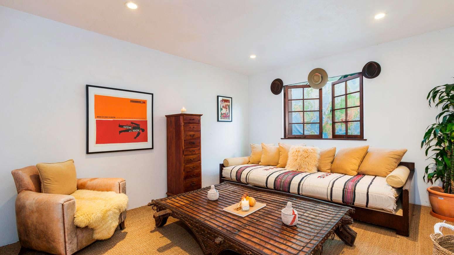 Комната в марокканском стиле