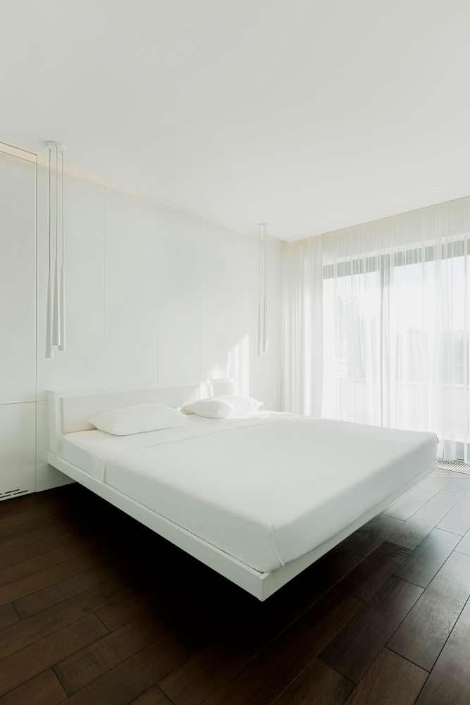Спальня в стиле минимализм от M3 Architects