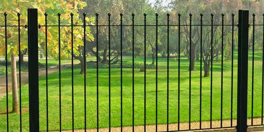 Сварной забор: быстро, эффективно, доступно