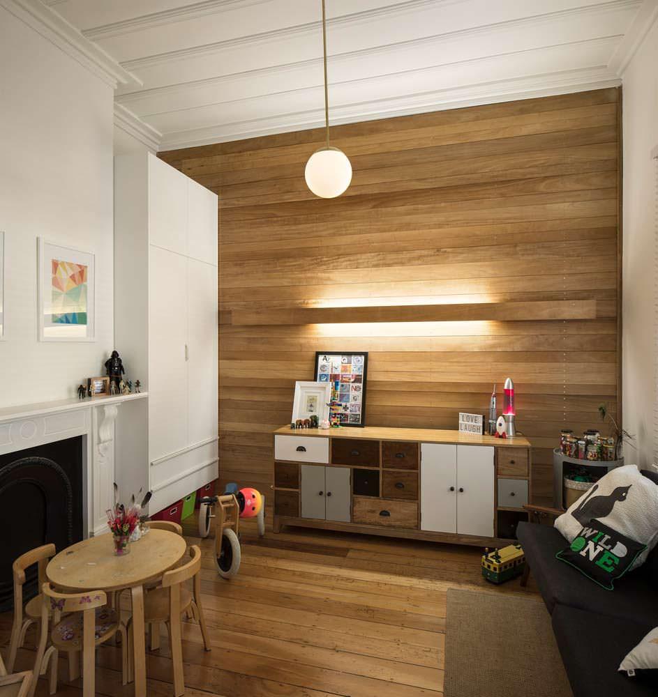 Дизайн детской комнаты от студии Matter