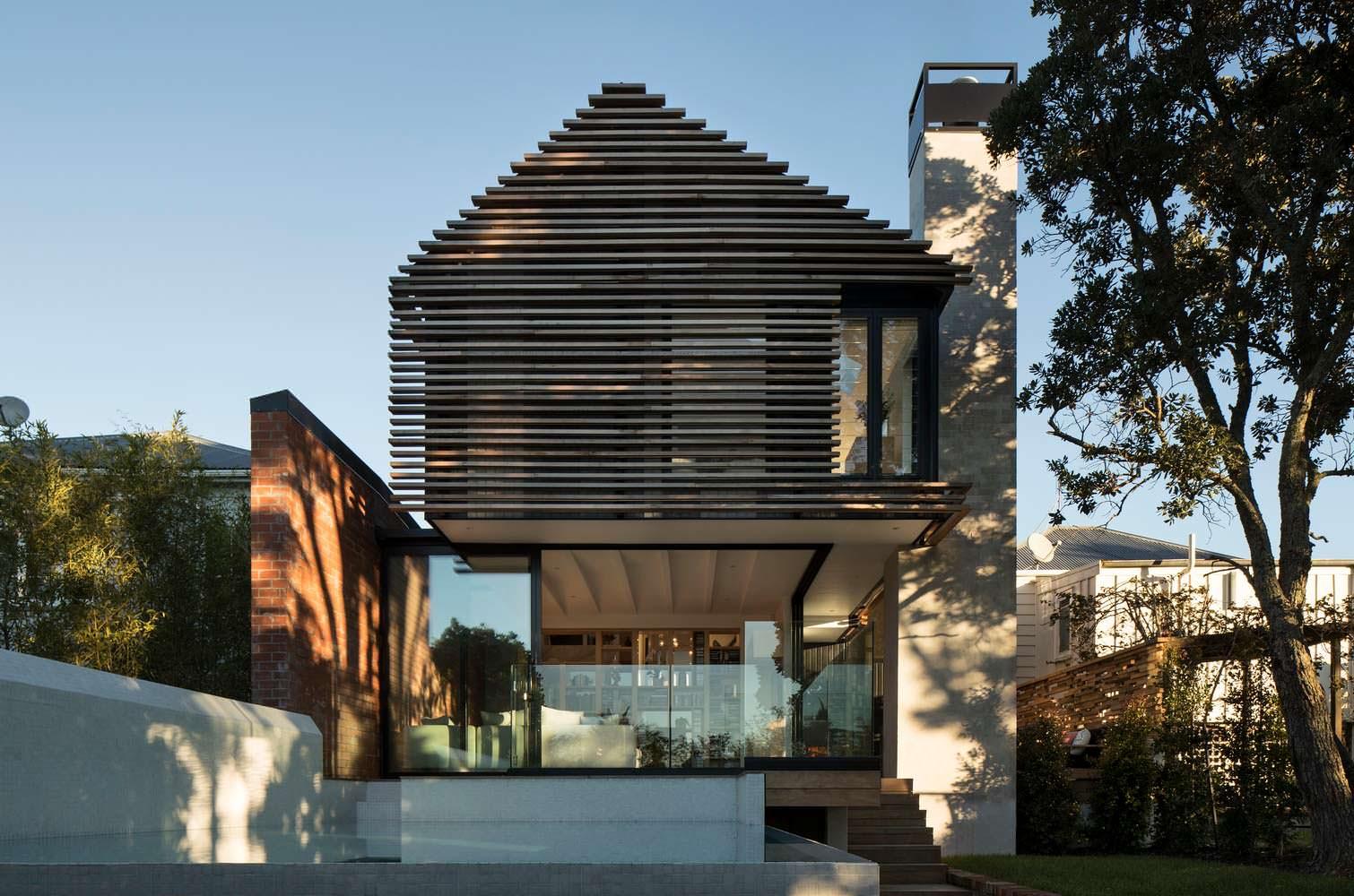 Tree Villa в Новой Зеландии. Проект бюро Matter