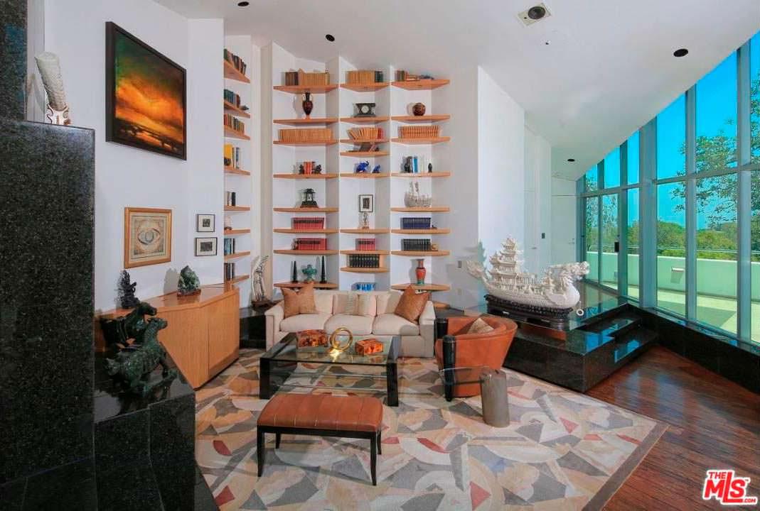 Дизайн интерьера дома Тайлера Перри
