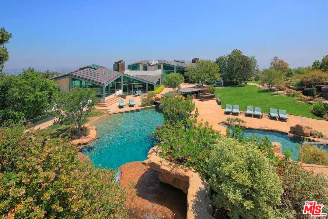 Дом Тайлера Перри в Лос-Анджелесе за $14,5 млн