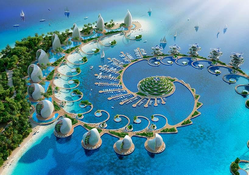 Эко-курорт Nautilus Eco-Resort в бухте Филиппин