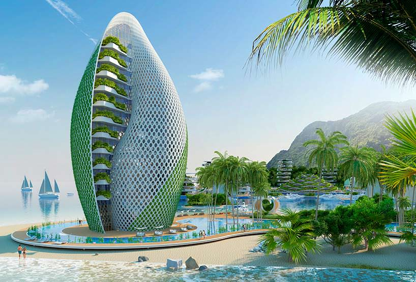 Фантастический эко-курорт Nautilus Eco-Resort для Филиппин