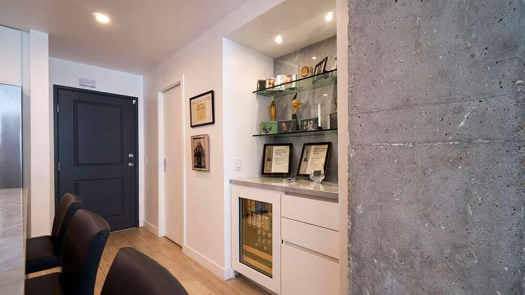 Дизайн квартиры-студии в Голливуде