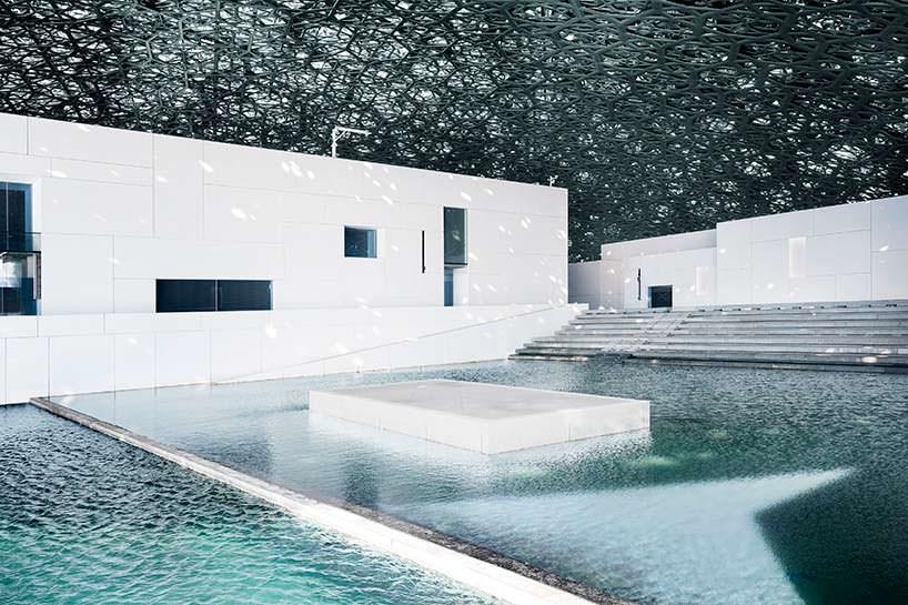 Музей Лувр Абу-Даби. Проект Жана Нувеля
