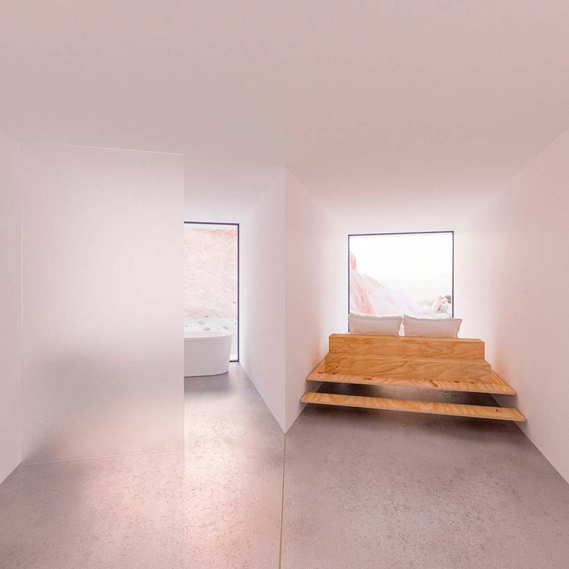 Минимализм в интерьере дома от Whitaker Studio