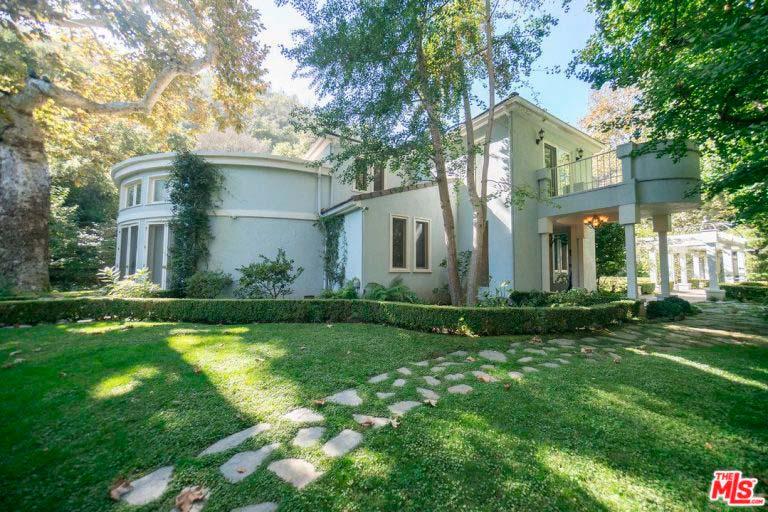 Дом Серены Уильямс в Бель-Эйр, Лос-Анджелес