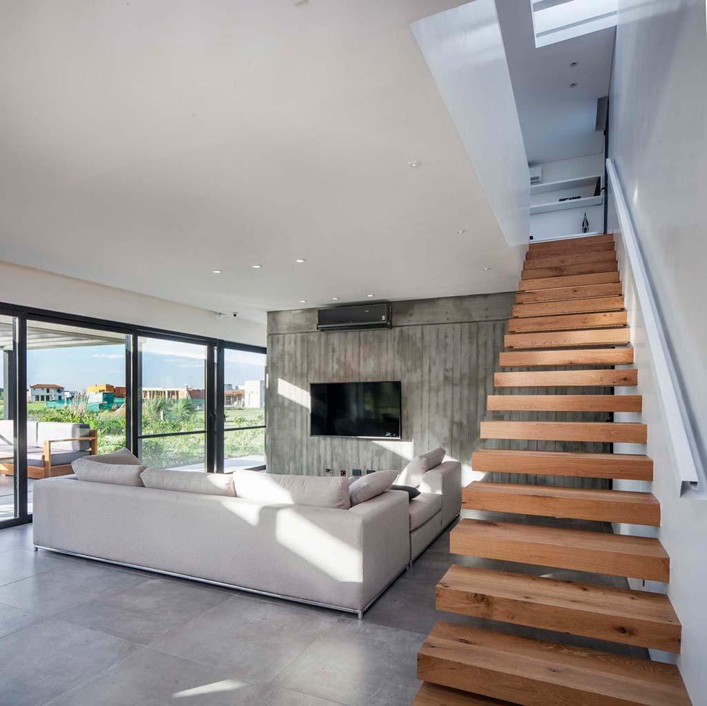 Дом в стиле хай-тек от Estudio GM ARQ
