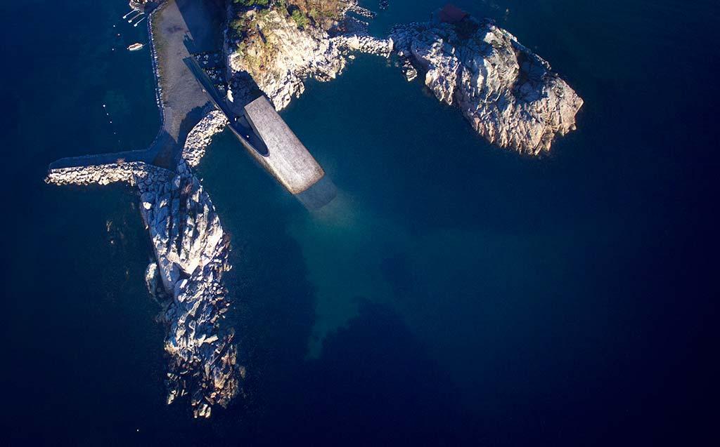 Under: первый подводный ресторан в Европе. Проект Snøhetta