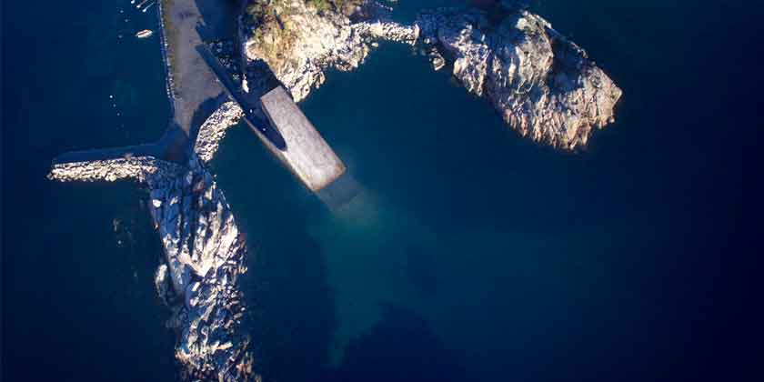 Snøhetta построит первый подводный ресторан в Европе