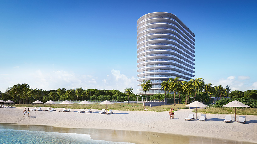 Eighty Seven Park: элитный ЖК на берегу океана в Майами