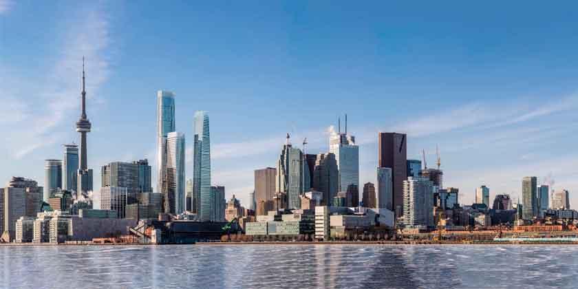 Сиамак Харири построит три стеклянных небоскреба в Торонто