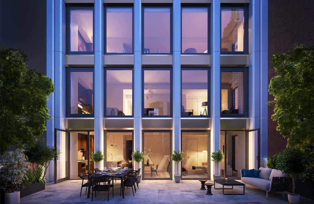 Небоскреб в готическом стиле от Morris Adjmi Architects