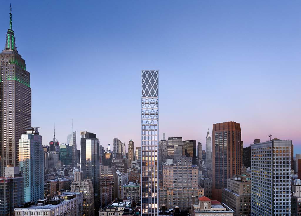 Готическая башня на Манхэттене 30 E 31